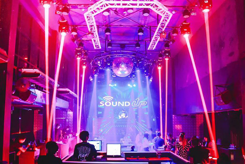 Sound Club: Phuket, Thailand