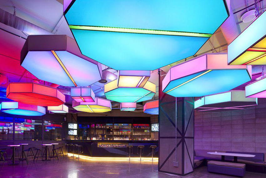 Club Octagon: Seoul, South Korea