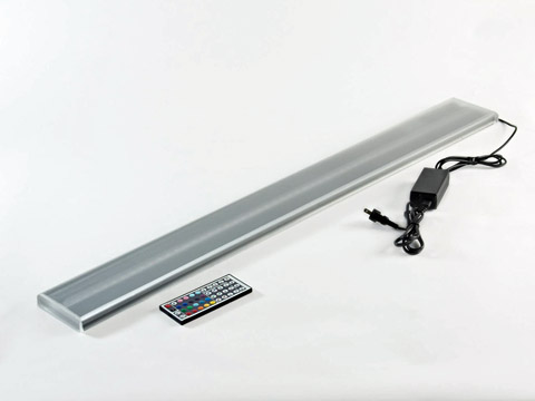 High-Quality Acrylic LED Bar Shelves